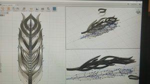 Software pentru modelare 3D... cata munca si atentie sunt necesare