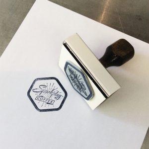 Stampile de firma sau pentru alte scopuri, gravate laser